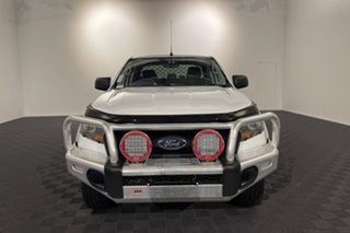 2018 Ford Ranger PX MkII 2018.00MY XL White 6 speed Automatic Cab Chassis.
