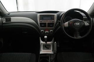 2009 Subaru Impreza G3 MY09 RX AWD White 4 Speed Sports Automatic Hatchback