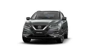 2021 Nissan Qashqai J11 Series 3 MY20 Ti X-tronic Gun Metallic 1 Speed Constant Variable Wagon.