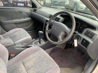 1997 Toyota Vienta MCV20R VXi White 4 Speed Automatic Sedan