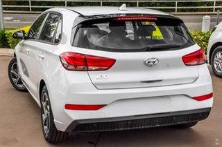 2021 Hyundai i30 PD.V4 MY21 White 6 Speed Manual Hatchback