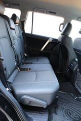 2020 Toyota Landcruiser Prado GDJ150R GXL Eclipse Black 6 Speed Automatic Wagon