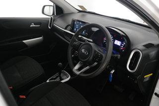 2019 Kia Picanto JA MY19 S White 4 Speed Automatic Hatchback