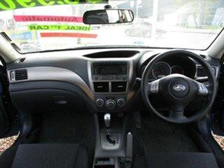 2007 Subaru Impreza Blue 4 Speed Automatic Hatchback
