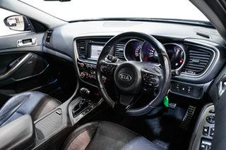 2015 Kia Optima TF MY15 SLi Grey 6 Speed Sports Automatic Sedan