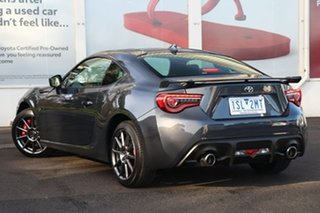 2020 Toyota 86 ZN6 GTS Magnetic Grey 6 Speed Manual Coupe