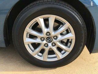 2018 Mazda 3 BN5278 Maxx SKYACTIV-Drive Sport Eternal Blue 6 Speed Sports Automatic Sedan