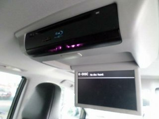 2015 Toyota Kluger GSU50R Grande (4x2) Silver Sky 6 Speed Automatic Wagon