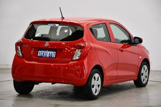 2017 Holden Spark MP MY18 LS Red 1 Speed Constant Variable Hatchback