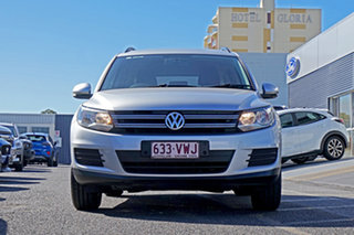 2015 Volkswagen Tiguan 5N MY15 118TSI DSG 2WD Silver 6 Speed Sports Automatic Dual Clutch Wagon.