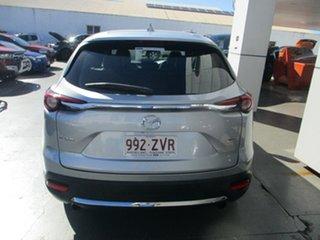 2016 Mazda CX-9 MY16 Azami (FWD) Silver 6 Speed Automatic Wagon.
