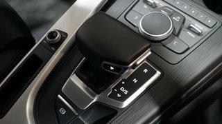 2017 Audi A4 B9 8W MY17 Sport S Tronic Silver 7 Speed Sports Automatic Dual Clutch Sedan