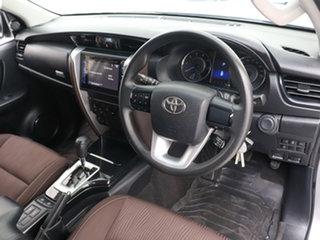 2017 Toyota Fortuner GUN156R GX Silver 6 Speed Automatic Wagon