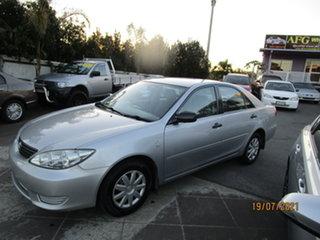 2005 Toyota Camry MCV36R Upgrade Altise Silver 4 Speed Automatic Sedan