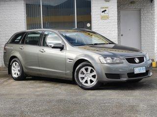 2010 Holden Commodore VE II Omega Sportwagon Grey 6 Speed Sports Automatic Wagon.