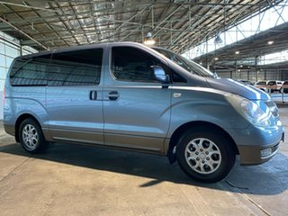 2008 Hyundai iMAX TQ-W Blue 4 Speed Automatic Wagon.