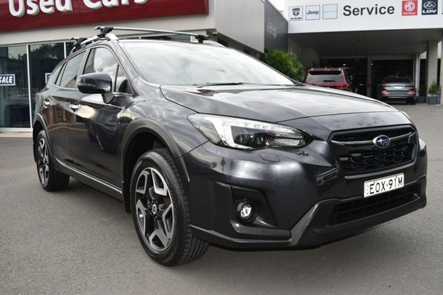 Used Subaru XV G5X MY18 2.0i-L Lineartronic AWD Gosford, 2018 Subaru XV G5X MY18 2.0i-L Lineartronic AWD Black 7 Speed Constant Variable Wagon