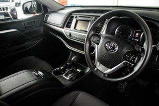 2019 Toyota Kluger GSU50R GX 2WD Eclipse Black 8 Speed Sports Automatic Wagon