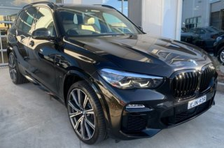 2020 BMW X5 G05 xDrive30d Steptronic M Sport Black Sapphire 8 Speed Sports Automatic Wagon.
