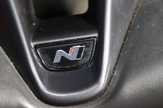 2018 Hyundai i30 PD.3 MY19 N Line D-CT Premium Orange 7 Speed Sports Automatic Dual Clutch Hatchback