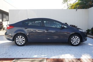 2015 Kia Cerato YD MY15 S Premium Grey 6 Speed Sports Automatic Sedan.