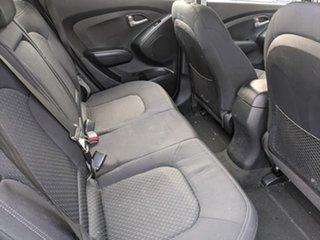 2012 Hyundai ix35 LM MY12 Active Silver 5 Speed Manual Wagon