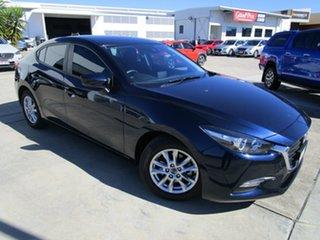 2019 Mazda 3 BN5278 Neo SKYACTIV-Drive Sport Dark Blue 6 Speed Sports Automatic Sedan.