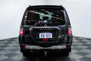 2016 Mitsubishi Pajero NX MY17 GLS Grey 5 Speed Sports Automatic Wagon