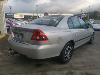 2004 Holden Commodore VY II Executive Silver 4 Speed Automatic Sedan