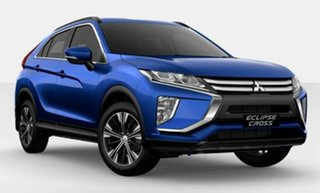 2021 Mitsubishi Eclipse Cross YB MY21 ES 2WD Blue 8 Speed Constant Variable Wagon