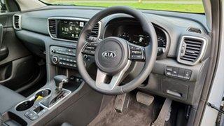 2021 Kia Sportage QL MY21 SX+ AWD Sparkling Silver 8 Speed Automatic Wagon
