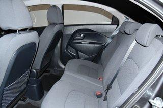 2012 Kia Rio UB MY12 S Graphite 6 Speed Manual Hatchback