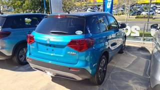 2021 Suzuki Vitara VITARA1 GLX+ Turquoise/Black Roof Wagon.