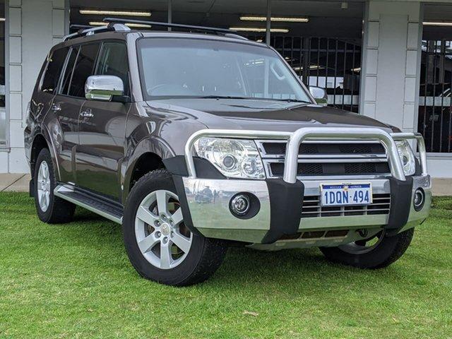 Used Mitsubishi Pajero NT MY11 RX Victoria Park, 2011 Mitsubishi Pajero NT MY11 RX Bronze 5 Speed Sports Automatic Wagon