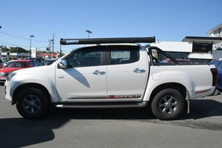 2017 Isuzu D-MAX MY17 LS-M Crew Cab White 6 Speed Sports Automatic Utility.