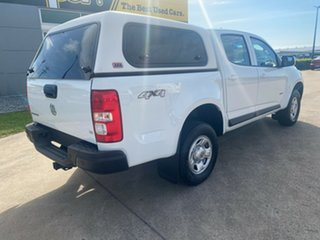 2018 Holden Colorado RG MY18 LS Pickup Crew Cab White/280218 6 Speed Sports Automatic Utility.