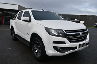 2016 Holden Colorado RG MY16 LT Crew Cab 4x2 White 6 Speed Sports Automatic Utility.