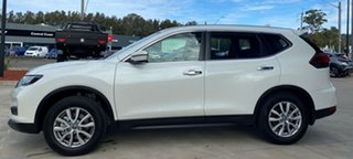 2021 Nissan X-Trail T32 MY21 ST X-tronic 2WD Shiro White 7 Speed Constant Variable Wagon.