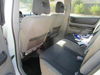 2004 Nissan X-Trail T30 ST (4x4) White 4 Speed Automatic Wagon