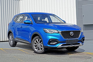 2021 MG HS SAS23 MY21 Core DCT FWD Blue 7 Speed Sports Automatic Dual Clutch Wagon.