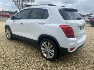 2017 Holden Trax TJ MY18 LT White 6 Speed Automatic Wagon.
