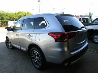 2018 Mitsubishi Outlander ZL MY18.5 LS 2WD Silver 6 Speed Constant Variable Wagon.
