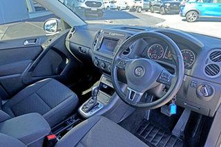 2015 Volkswagen Tiguan 5N MY15 118TSI DSG 2WD Silver 6 Speed Sports Automatic Dual Clutch Wagon