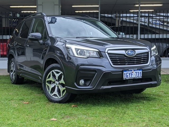Used Subaru Forester S5 MY19 2.5i-L CVT AWD Victoria Park, 2019 Subaru Forester S5 MY19 2.5i-L CVT AWD Grey 7 Speed Constant Variable Wagon