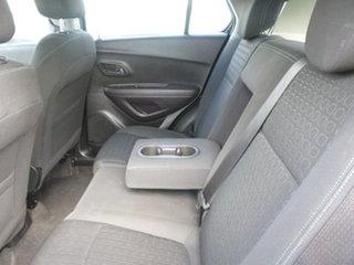 2014 Holden Trax TJ LS White Manual Wagon