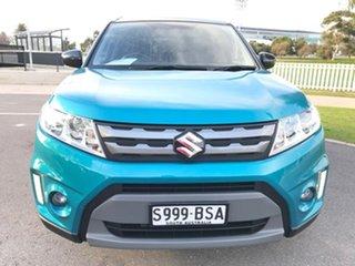 2017 Suzuki Vitara LY RT-S 2WD Blue 6 Speed Sports Automatic Wagon.