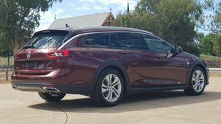 2018 Holden Calais ZB MY18 Tourer AWD Red 9 Speed Sports Automatic Wagon
