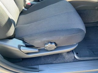 2017 Mitsubishi Triton MQ MY18 GLS Double Cab Grey 6 Speed Manual Utility