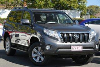 2014 Toyota Landcruiser Prado KDJ150R MY14 Altitude Grey 5 Speed Sports Automatic Wagon.