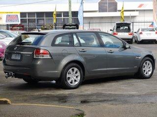 2010 Holden Commodore VE II Omega Sportwagon Grey 6 Speed Sports Automatic Wagon